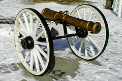 BG712 Revolutionary Cannon (listentoreason) Tags: usa history museum america newjersey technology unitedstates military favorites places artillery americanrevolution hoboken militaryhistory score30 groundforces