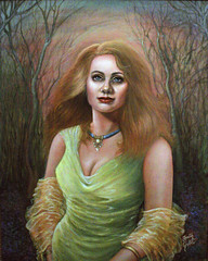 The Green Dress (painting) Green (poem) (faith goble) Tags: portrait woman selfportrait color art painting artist acrylic poem photographer bluegrass kentucky ky vivid canvas creativecommons poet writer greendress tacomaartmuseum bowlinggreenky firsthand bej greensilkdress bowllinggreen originalpoem faithgoble poemandpainting colorfullaward grafixer ccbyfaithgoble gographix originalpainitingbyfaithgoble faithgobleart thisisky
