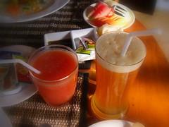 Villa De Daun 早餐