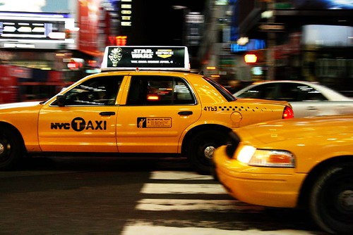 Panning Taxis.