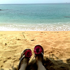 20080412 Kenting Baisha beach (theCarol) Tags: ocean sea summer beach nokia taiwan   kenting  sunshin baisha    n82  20080412 nseriesphotoclub