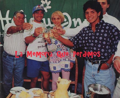 brindis maradona 1994
