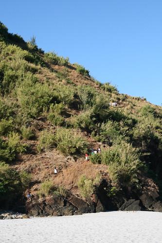 anawangin hill