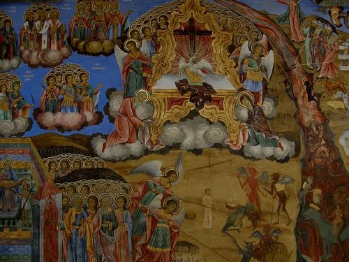 Rila's Monastery Iconography
