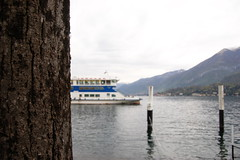ferry on the lake (cromo1975) Tags: lake como lago bellagio