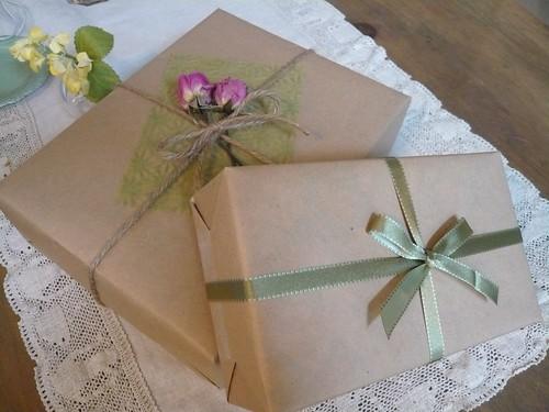 Ideje za pakovanje poklona
