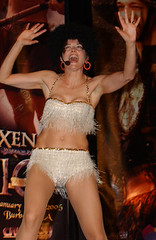 Lucy Lawless Dance (Nightwish Fan) Tags: lucy lawless