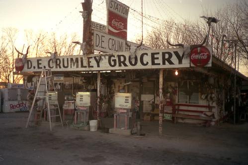 D. E. Crumley Store 1988