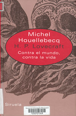 Michel Houellebecq, H.P Lovecraft