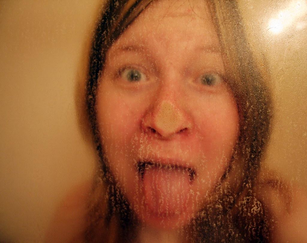 Showering dork[Day162]*