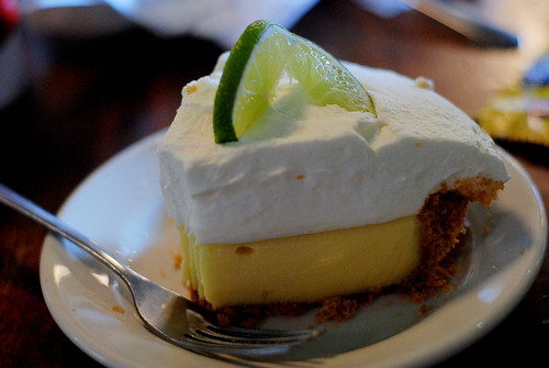 Litton's key lime pie