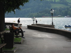 Nice view zell am see (SaudiSoul) Tags: see am zell