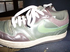 Nike Court Force - Army Green