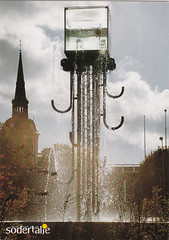 Stockholm, Sweden (Bubble-Gum II) Tags: postcard postcrossing collection bubblegum