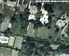 Spotting Pools on Google Maps