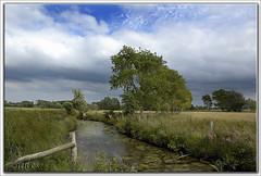 La rivière de Bouzat