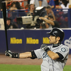 Ichiro (by OlympianX)