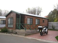 cabin at Ballarat