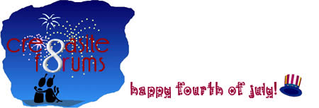 July 4th Logo at Cre8asite Forums