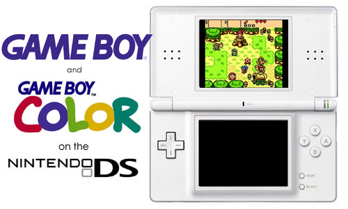 The Best Gameboy and Gameboy Color Emulator for the Nintendo DS