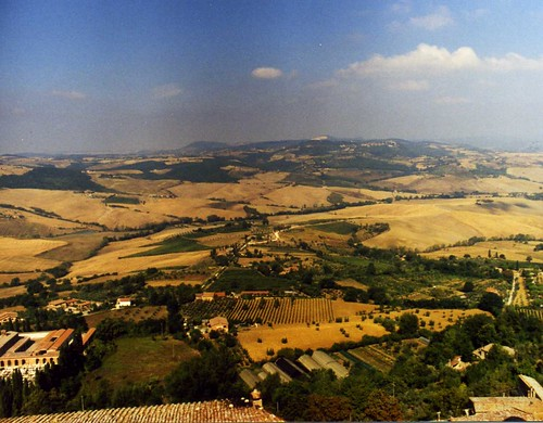 Tuscany in 1998
