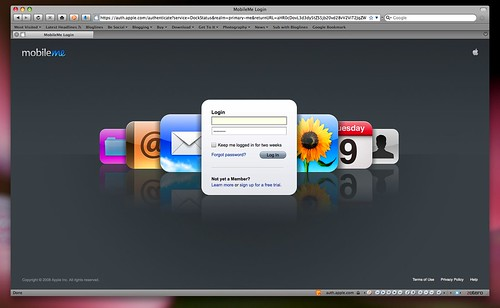 MobileMe is Online