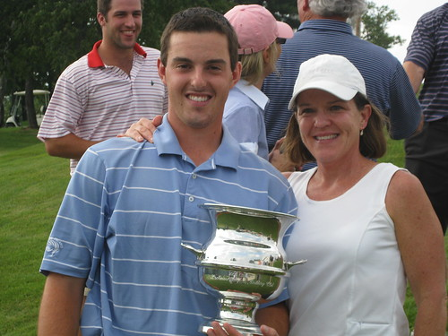105th State Amateur Champion - Mark Stevens, Beaver Meadow Golf Course and ...