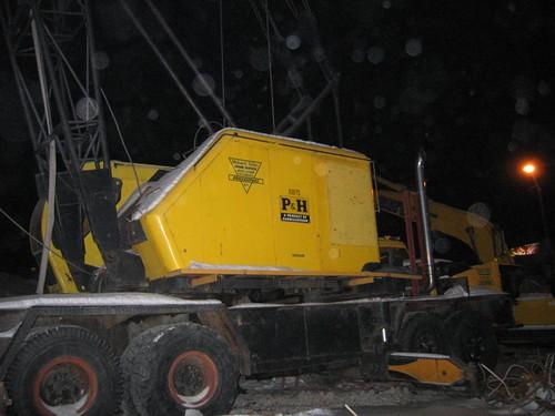Mohawk Valley Crane wrecking ball