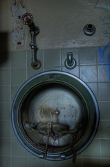 Put Your Pan in it (Mulli Photo) Tags: abandoned nikon explorers phsh 1735mm d70nikon urbanex explorationurban abandonedcalifornia f28urban
