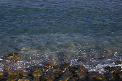 Clear water :-) (michaelgrohe) Tags: ocean vacation costa holiday beach water island coast kanaren canarias atlantic clear tenerife teneriffa inseln adeje