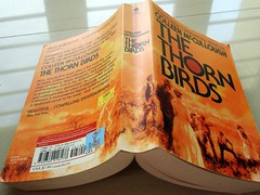 14 Jul 08 The Thorn Birds by Colleen McCullough (black_coffee_blue_jeans) Tags: family fiction reading book reader colleen review australia books bookshelf hobby read shelf cover novel outback covers bookcover hobbies saga bookshelves epic shelves bookcovers reviews novels mccullough bookreview bookreviews colleenmccullough thornbirds thethornbirds familysaga familyepic