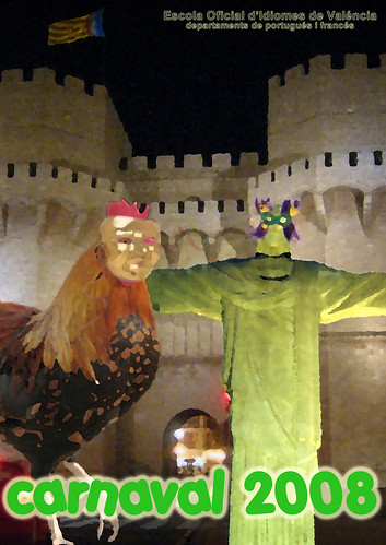 cartaz carnaval 2008