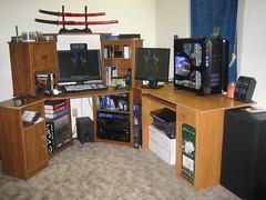 My home computer (riverxside2) Tags: blue game anime computer vietnamese math sword vista bible karaoke calculus asus logitech