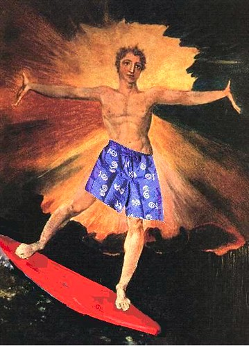 "Photo Credit: Glad Day for Surfin,' after William ""Hodad"" Blake by Mike Licht, NotionsCapital.com"