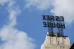 xesse esuoh (Nick Pauly) Tags: nyc newyorkcity sky sunlight ny newyork clouds day manhattan moma midtown handheld existinglight essexhouse