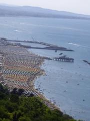 Costa Adriatica (Isiltar) Tags: mar mare rimini riccione gabicce marmediterraneo costaadriatica