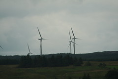 Wind turbines, Eaglesham