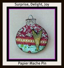 DoorPrize Pin SUz August 08