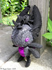 Nonesuch Stag Beetle (Custom) (Nonesuch Garden) Tags: cute bug insect stag beetle felt plush softie plushie pinchers plushteam