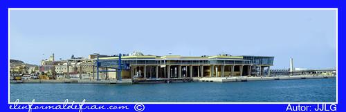 Panoramica Nueva Estacion Maritima