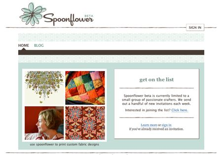 CraftyPod #75: All About Spoonflower, with Stephen Fraser