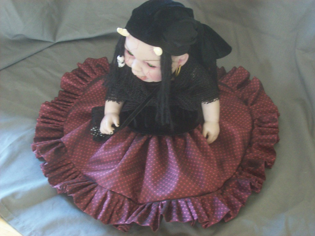 Custom Krypt Kiddie: Esmeralda #2