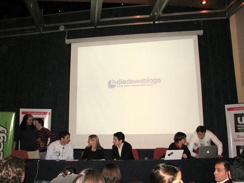 Social Media en Dia de Weblogs