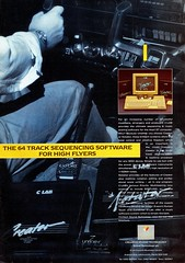 C-LAB CREATOR / NOTATOR (Neil Vance) Tags: old apple mac aircraft neil atari sl v3 piper midi score 31 vance clab sequencer logic emagic v31 stfm unitor neilvance notator v316 soundtechnology
