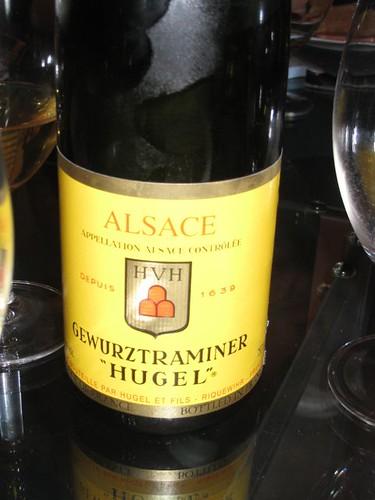 hugel wines