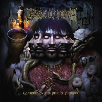 Cradle Of Filth - GodspeedOn The Devil's Thunder