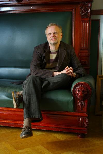 Сергей Костин,  Москва 2008