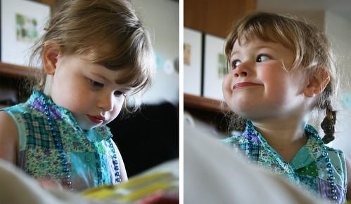 An Actual Preschooler