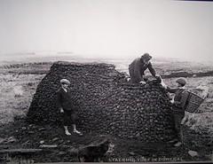 Coalisland (michael.mcgirr) Tags: ireland cutting turf