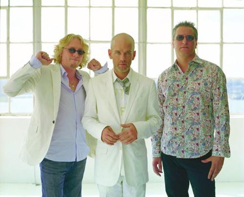 REM R.E.M. en Lima 14 de Noviembre Jockey Club Peru